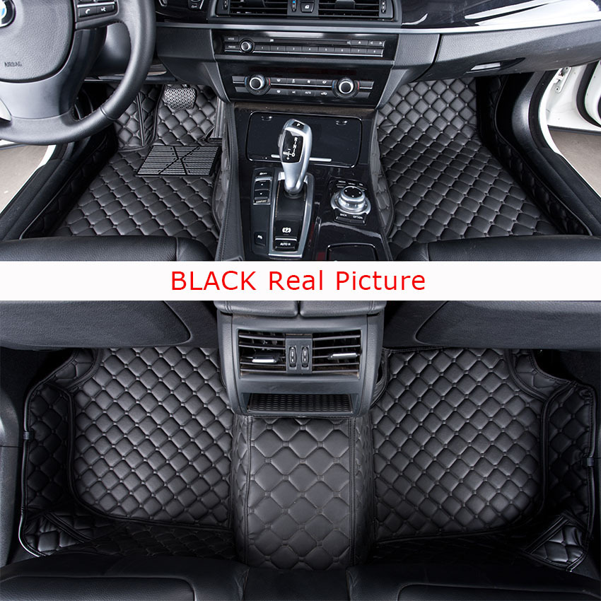 Car Floor Mats for VW Golf Touran Tiguan Jetta Passat VW ...