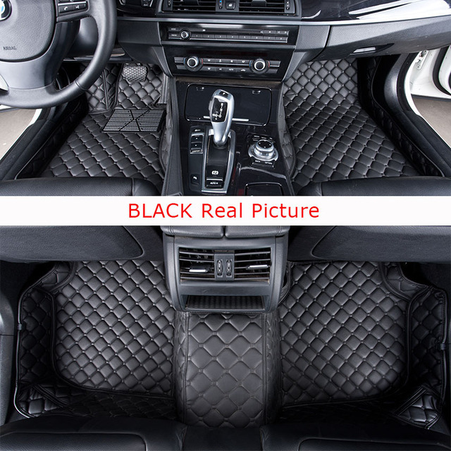 Aliexpress Com Buy Car Floor Mats For Vw Golf Touran