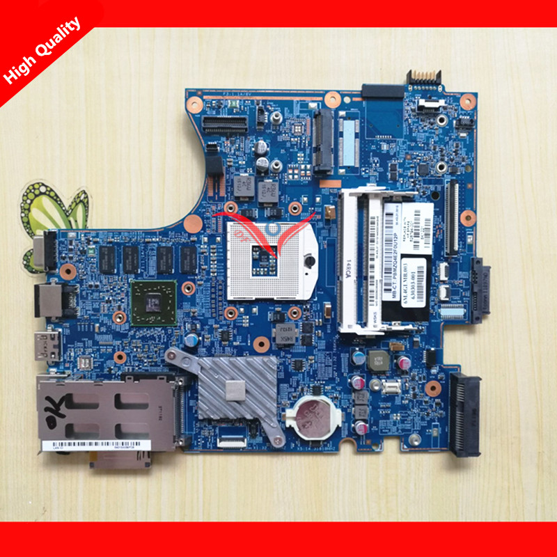 ФОТО 48.4GK06.041 628794-001 598668-001 598670-001 633551-001 for HP Probook 4720S / 4520S Laptop Motherboard Support I3 / I5 / I7