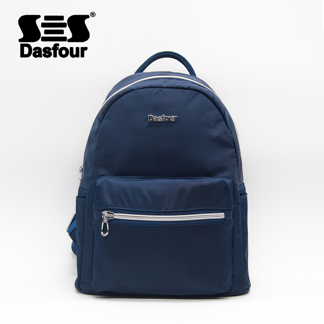 870b22d1a Dasfour mujer mochila ocio mochila estilo casual Color Azul Marino mini  tamaño para adolescente Niñas diario