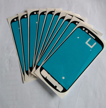 Super Deal 200pcs/lot Frame Adhesive Sticker For Samsung Galaxy S3 mini i8190 High Quality New Digitizer Front Frame Sticker