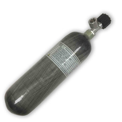 AC121710 hpa bottiglia 2.17 pellet di caccia paintball attrezzature sottomarino palloncini compressa pistola ad aria 5 5 4500psi serbatoio airsoft co2