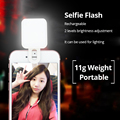Wholesale Price Smartphone Lens Lights Clip Selfie Flash Led Light For Camera Night Snapshot,With Switch Portable Mini Lamps