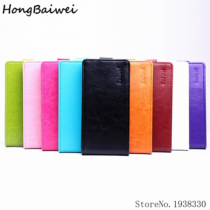 HongBaiwei 9 Types for lenovo A1000 Case Business Luxury Wallet Design Flip stand Leathe ...
