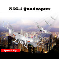 x5c update version rc drone X5C 1 2.4G 4CH 6Axis remote control rc Quadcopter with camera led light remote control toy kid gifts