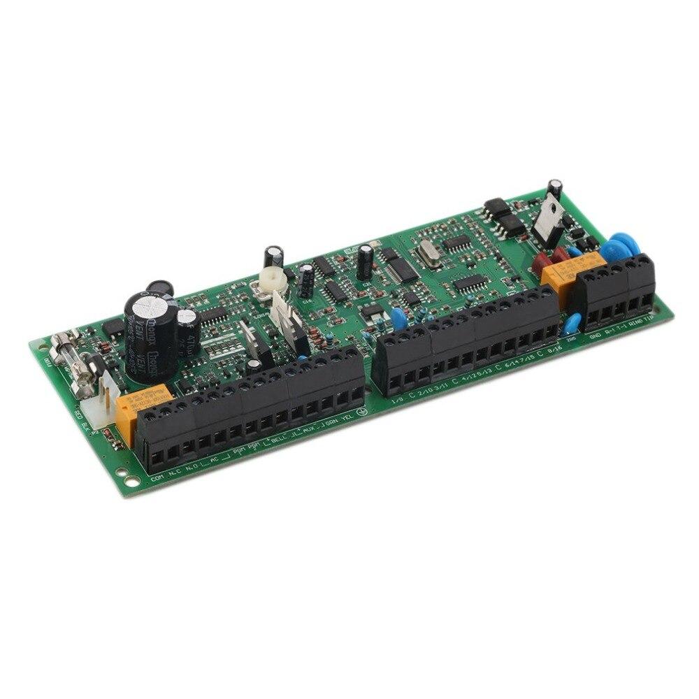 Alarm Board ALF-738ULT For Alarm Host Home Smoke Heat Detector Fire Alarm Fire Smoke Sensor Detector Alarm цена