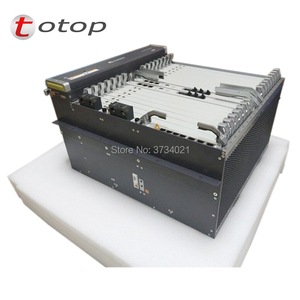 Image 4 - 19 inch Huawei MA5800 X15 OLT with 2* MPLA Control and 2*PILA DC Power ,16 pots GPHF C+ board