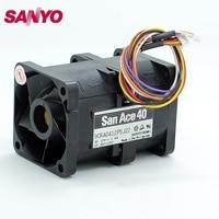 40 40 56mm 9CRA0412P5J22 12V 1 4A 4056 4CM Turbo Fan Violence For Sanyo