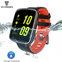 VESTMADRA VM68 Bluetooth Smart Watch IP68 Waterproof MTK2502 Smartwatch Pedometer Sedentary alarm for IOS Android Phone