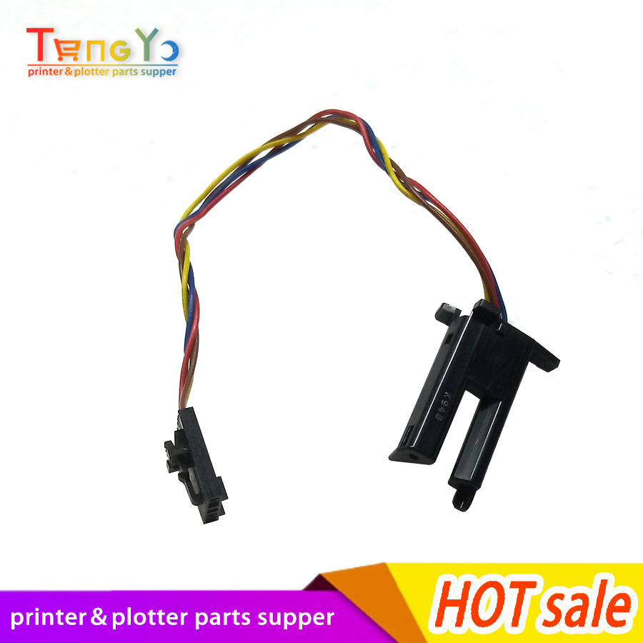 CH538 67033 for HP DesignJet T770 T790 T1200 T1300 T2300 Single sheet sensor plotter part original