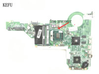 KEFU PROMISED NEW ITEM 720692 501 + DA0R75MB6C0 REV : C Laptop motherboard For HP Pavilion 15 E 17 E NOTEBOOK PC + FREE CPU