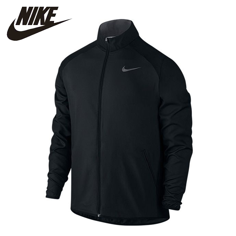 NIKE Original New Arrival Running Jacket Breathable Comfortable High Quality Lightweight For Men#800200 nike original new arrival mens victory c ronaldo short nail training football shoes high quality comfortable for men