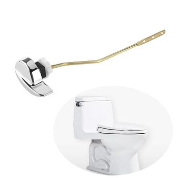 Bathroom Toilet Lever Handle Angle Fitting Side Mount Toilet Lever Handle For TOTO Kohler Toilet Tank Home Bathroom Accessories 1