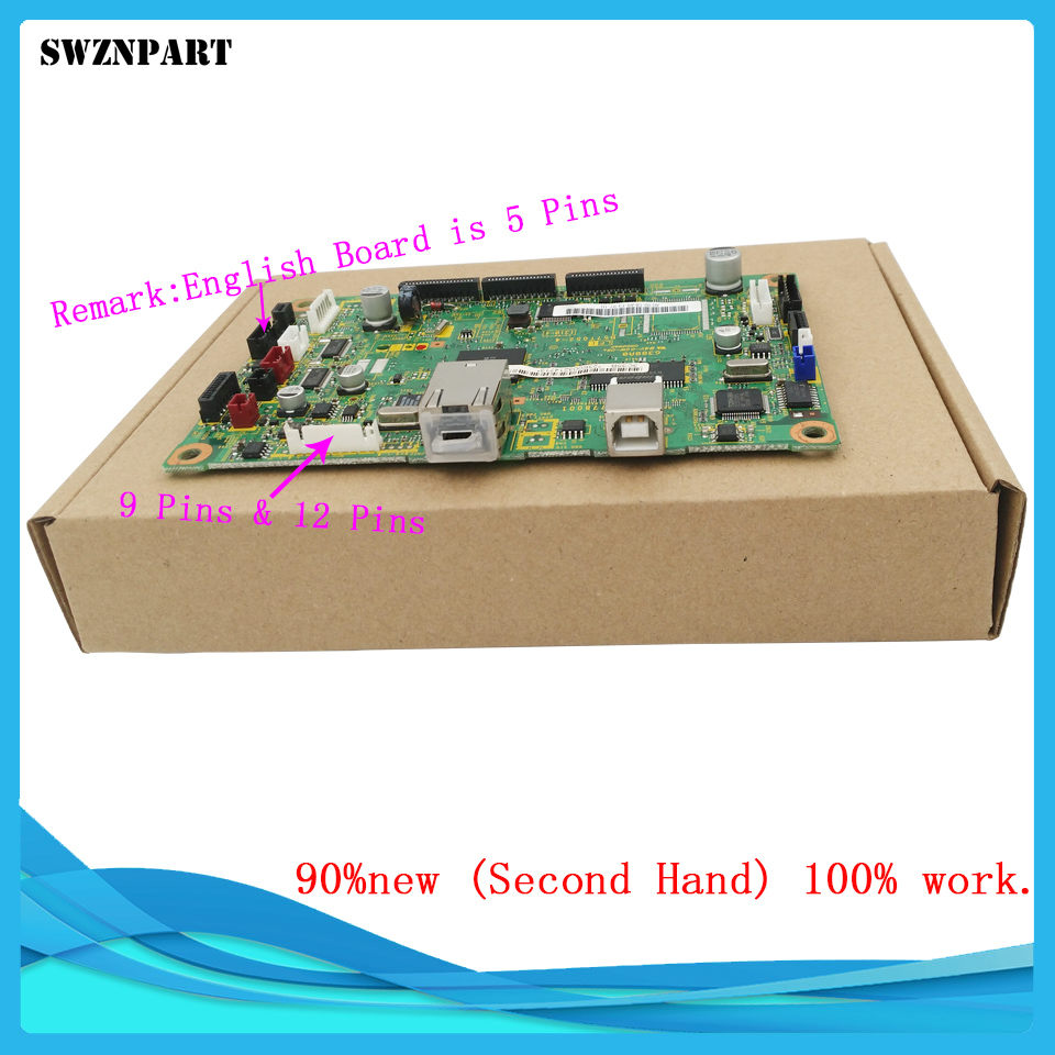 FORMATTER PCA ASSY Formatter Board logic Main Board MainBoard mother board for Brother MFC-7360N MFC7360N MFC 7360N main board for brother mfc 5440cn mfc 5440cn 5440 formatter board mainboard logic board
