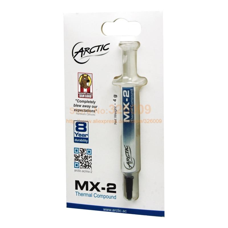 100% originalni originalni ARCTIC MX-2 4g 8g 30g termalne spojine - Računalniški kabli in priključki - Fotografija 5