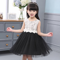 flower girl dress for party and wedding summer girls dresses 2016 toddler kids clothes clothing 3~14 year birthday new fashion
