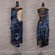 2017 NEW Rumba Jive Chacha Latin Dance Dress,ballroom dress,dance wear,latin dress ,Sunflower Dance Dress,DMC crystal stones
