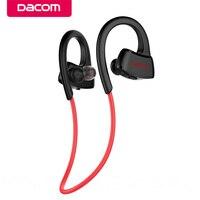 Dacom P10 MP3 Player Phone Headset Stereo Sport Wireless Bluetooth Earphones Headphone With Memory Apt X