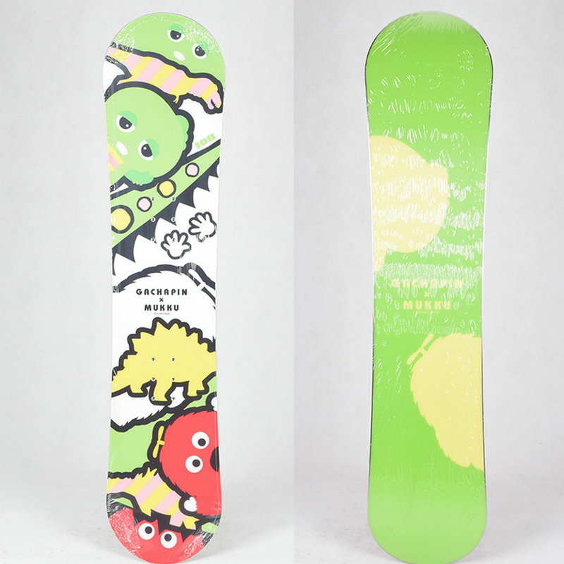 2017 Winter Child Snowboard 1pcs Skis Board Deck 108-128cm Snowboard Deck Outdoor Sports Kids Skis