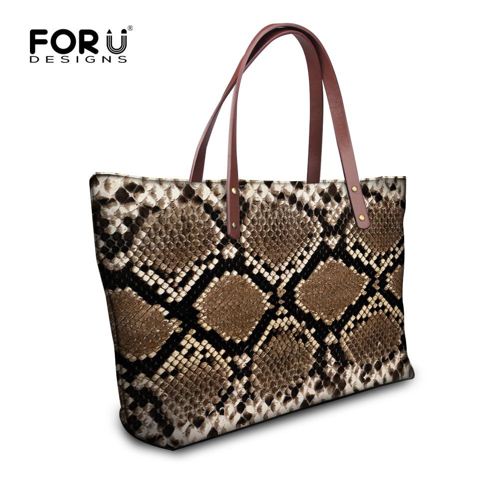 Fashion Women handbag serpentine messenger bags famous brand high shoulder casual travel storage tote waterproof beach bag