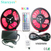 Free Shipping 1 Set SMD 5050 60 LED M 10M RGB Strip Tape IP65 Waterproof SMD