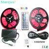 Free Shipping 1 Set SMD 5050 60 LED M 10M RGB Strip Tape IP65 Waterproof SMD