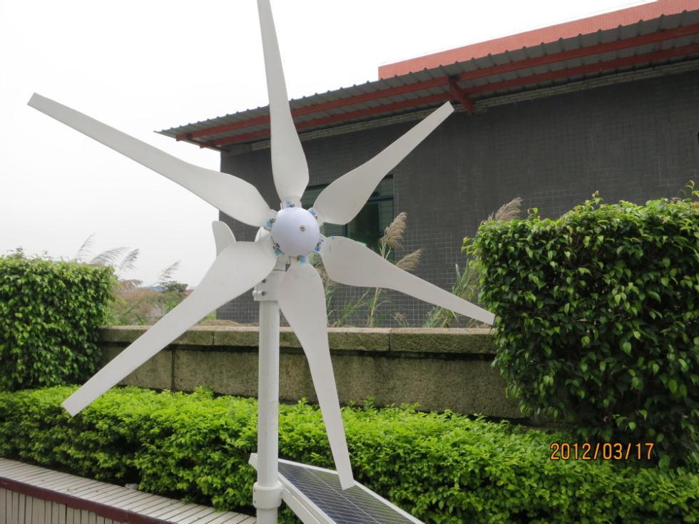 Générateur de vent de jacinthe 300 w, pleine puissance, moulin à vent, éolienne, haute qualité, CE, ROHS, ISO9001, 12VDC, 12VAC, 24VDC, 24VAC - 2