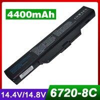 5200mAh Laptop Battery For HP Compaq 451086 HSTNN 510 511 610 615 451085 451568 456864 456865