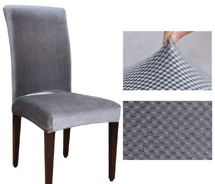 Universal Fashion High Back spandex Elastic chair cover dining housse de chaise office computer couverture chaise fundas silla