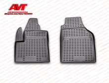 Floor mats case for Ford Tourneo Connect 2002 rubber rugs non slip rubber font b interior