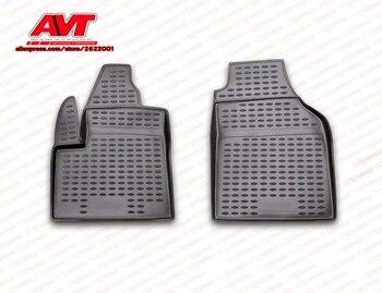 Thảm sàn trường hợp đối với Ford Tourneo Connect 2002-cao su rugs non slip cao su nội thất ô tô styling phụ kiện
