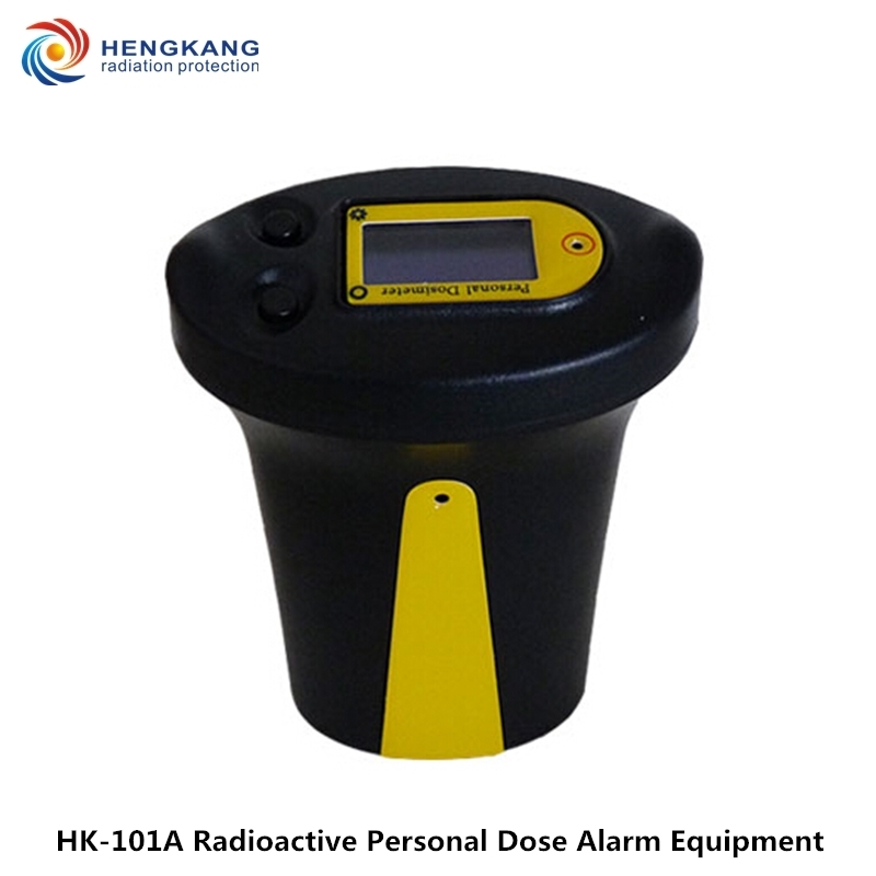 Recommend HK-101A Personal Gamma And X-ray Geiger Counter Radiation Detector High Quality Nuclear Radiation Detector