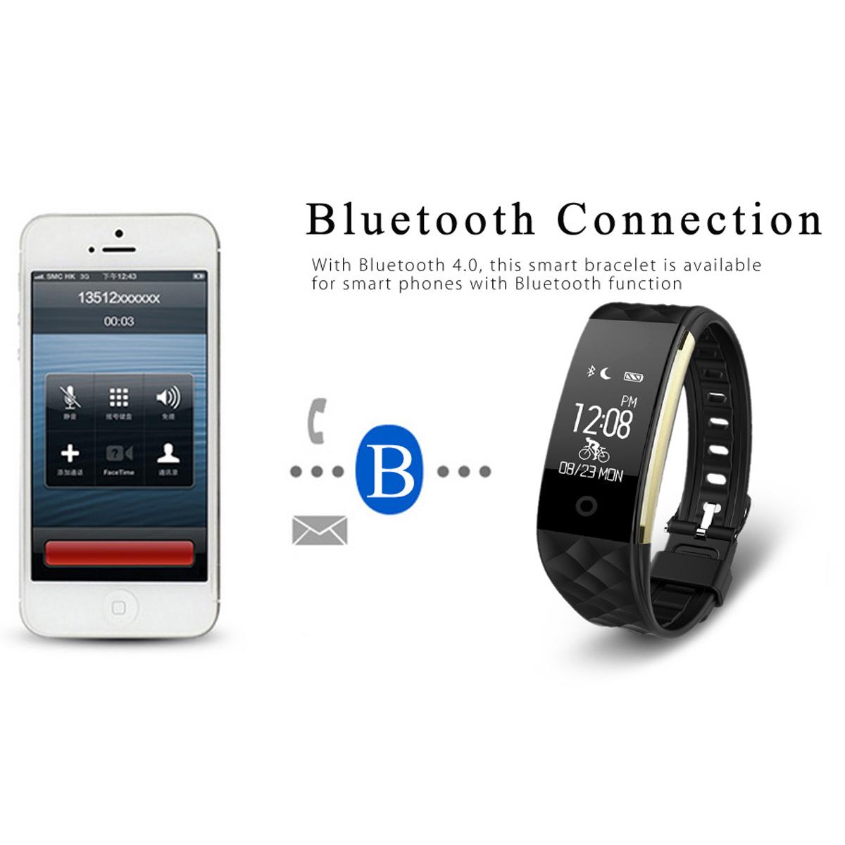 Montre intelligente Bluetooth 5