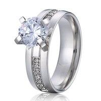 Китай поставщика любовь приверженность ручной работы обещание обручальные кольца для женщин