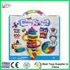 2016 Magic Puffer Ball 400 Pieces Accessories Build Mega Pack Animals DIY Assembling Best Block Toy