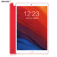 10.1 Inch Tablets PC Android 8.0 3G Phone Call Octa Core WIFI Bluetooth Tablets Mobile 4GB64GB Tactile Tablet pc Official Fre