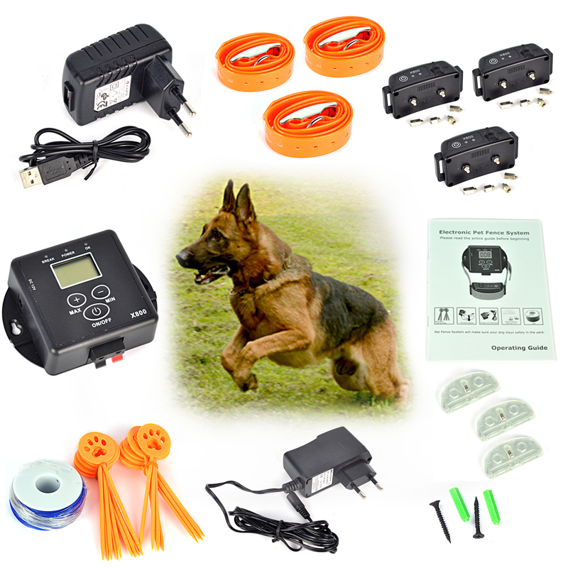 Sale 5000 Square Meters Wireless Invisible Electric Dog