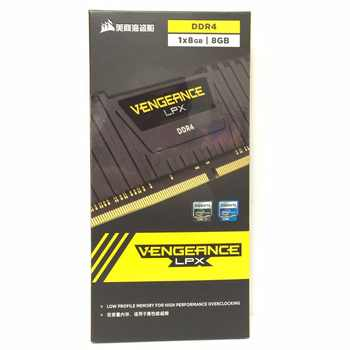 CORSAIR Vengeance LPX 8GB 8G DDR4 PC4 2400Mhz 3000Mhz 3200Mhz Module 2666Mhz 3600Mhz PC Desktop RAM memory 16GB 32GB DIMM