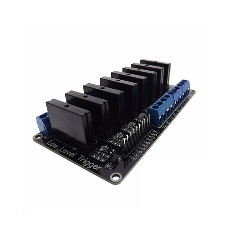 5v 8 Channel SSR G3MB-202P Solid State Relay Module For Arduino NEW normally open single phase solid state relay ssr mgr 1 d48120 120a control dc ac 24 480v