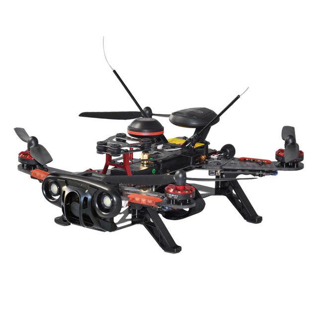 Walkera runner250 antelación gps rc quadcopter w/devo 7/hd1080p cámara/mochila/osd