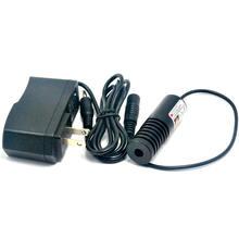 ИК лазерный модуль с регулируемым фокусом 150 МВт Нм