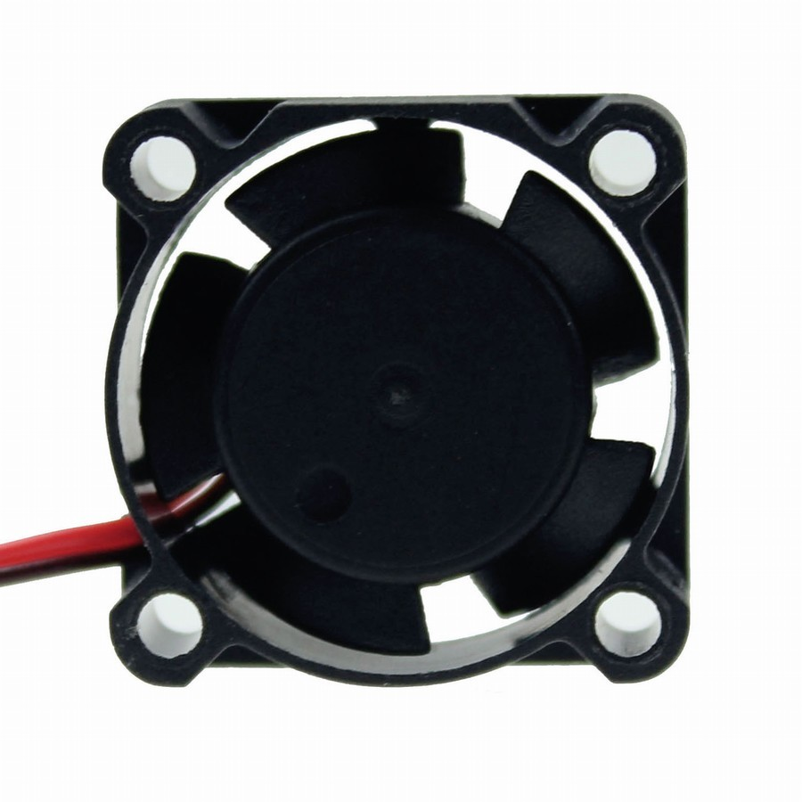 1Pcs Gdstime Mini DC 5V 2Pin 2 5cm 25mm 25x25x10mm 2510 Small Brushless Cooling Fan Ball Bearing in Fans Cooling from Computer Office