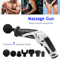 Electronic Massage Gun Therapy Body Massage For Gun High Frequency Vibrating Deep Muscle Massage Body Relief Pains Massager New