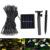 Impermeable 100 LED Al Aire Libre Lámparas Solares LED Luces de Hadas de Vacaciones Fiesta de Navidad Guirnaldas de Luces Solares para el Jardín