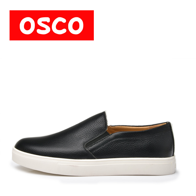 OSCO ALL SEASON New Men Shoes Fashion Men Casual Shoes#A1517 пена монтажная mastertex all season 750 pro всесезонная