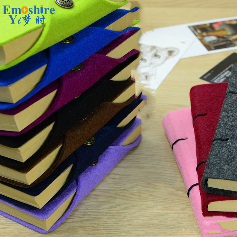 New Diary Notebook Vintage Note Book Replaceable Traveler Notepad Book Leather Cover Kraft Paper Notebook N093