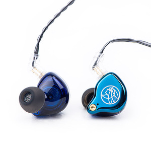 Image 2 - TFZ T2 Galaxy Graphene Dynamic Driver HiFi In ear Earphone with 2Pin/0.78mm Detachable cable 16ohm 110dB 1.2m IEM T2G