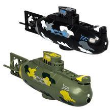 LeadingStar скорость радио дистанционное управление Электрический мини RC Подводная лодка гоночный корабль детская игрушка