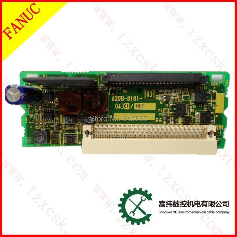 Fanuc A20B-8101-0430 0i-d power supply imported original warranty for three monthsFanuc A20B-8101-0430 0i-d power supply imported original warranty for three months