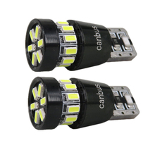 2pcs led T10 W5W Car parking Lamp Light bulbs for honda civic 2006 20017 2008 2009 2010 2011 crv fit hrv accord scooters Canbus